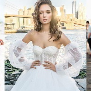 elly bride 2021 bridal collection featured on wedding inspirasi homepage splash