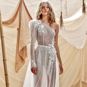 muse by berta spring 2021 bridal collection featured on wedding inspirasi thumbnail
