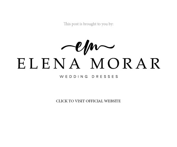 elena morar wedding dress collection banner below