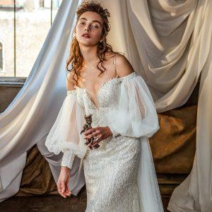 innocentia divina 2021 bridal collection featured on wedding inspirasi thumbnail
