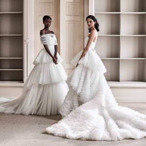 viktor rolf spring 2021 bridal collection featured on wedding inspirasi thumbnail