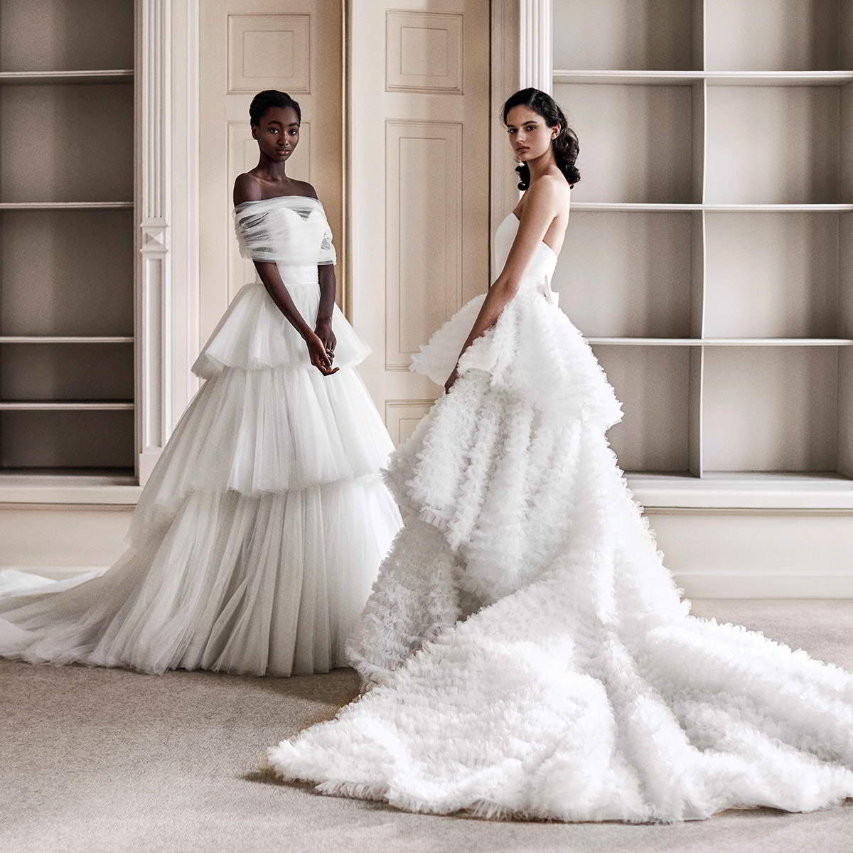 viktor rolf spring 2021 bridal collection featured on wedding inspirasi thumbnail