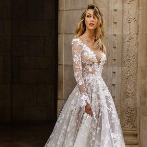 galia lahav fall 2020 gala bridal collection featured on wedding inspirasi thumbnail