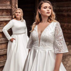 ariamo 2021 plus bridal collection featured on wedding inspirasi thumbnail