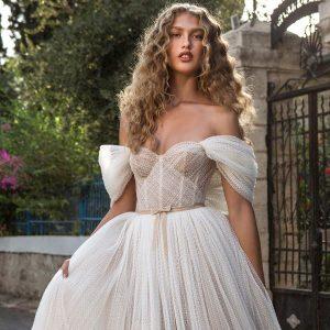 berta fall 2021 bridal collection featured on wedding inspirasi thumbnail