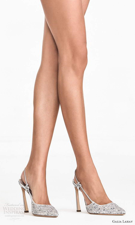 galia lahav fall 2021 shoes pointy toe sling back high heel shoes (2) mv