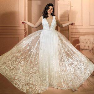 rish bridal 2021 bridal collection featured on wedding inspirasi thumbnail