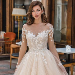 allegresse 2021 bridal collection featured on wedding inspirasi thumbnail