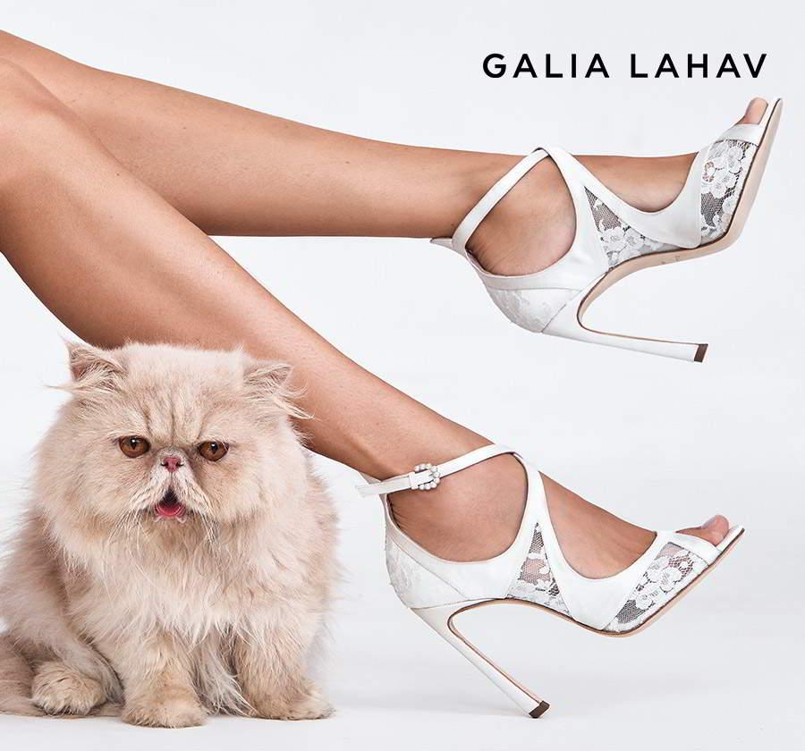 galia lahav shoes fall 2021 bridal lace cross strap open toe high heel wedding shoe (charlotte) sv
