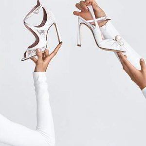 galia lahav shoes fall 2021 bridal collection featured on wedding inspirasi homepage splash