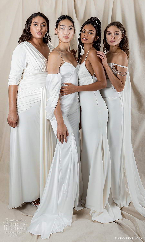 katharine polk 2021 bridal clean modern minimalist wedding dresses (0) mv