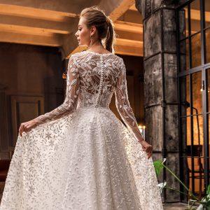 oleg baburow fall 2021 bridal collection featured on wedding inspirasi thumbnail
