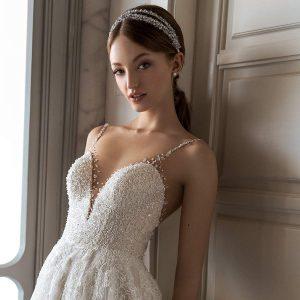 pollardi 2021 hoop bridal hair accessories collection featured on wedding inspirasi thumbnail