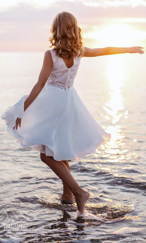 pollardi kids 2021 childrens sleeveless thick straps v neckline embellished bodice flower girl dress (4) bv