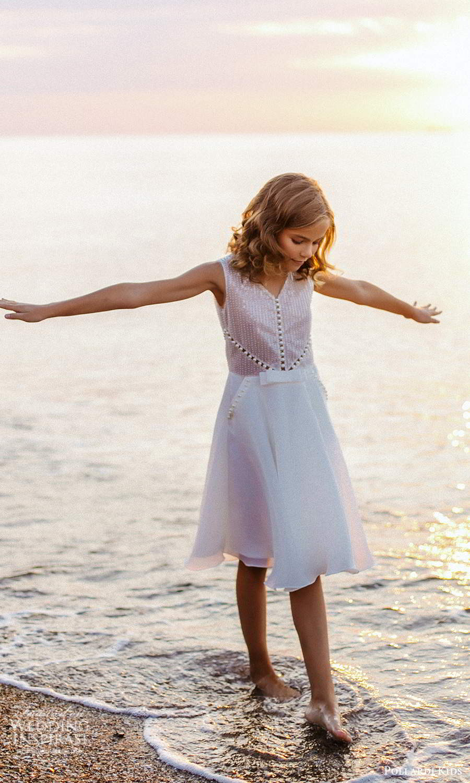 pollardi kids 2021 childrens sleeveless thick straps v neckline embellished bodice flower girl dress (4) mv