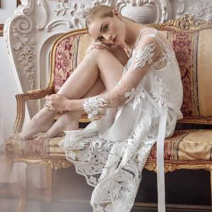 sareh nouri 2021 bridal robes collection featured on wedding inspirasi thumbnail