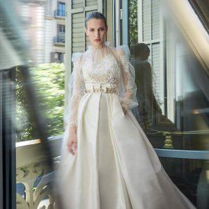 yolancris 2020 bridal couture collection featured on wedding inspirasi thumbnail