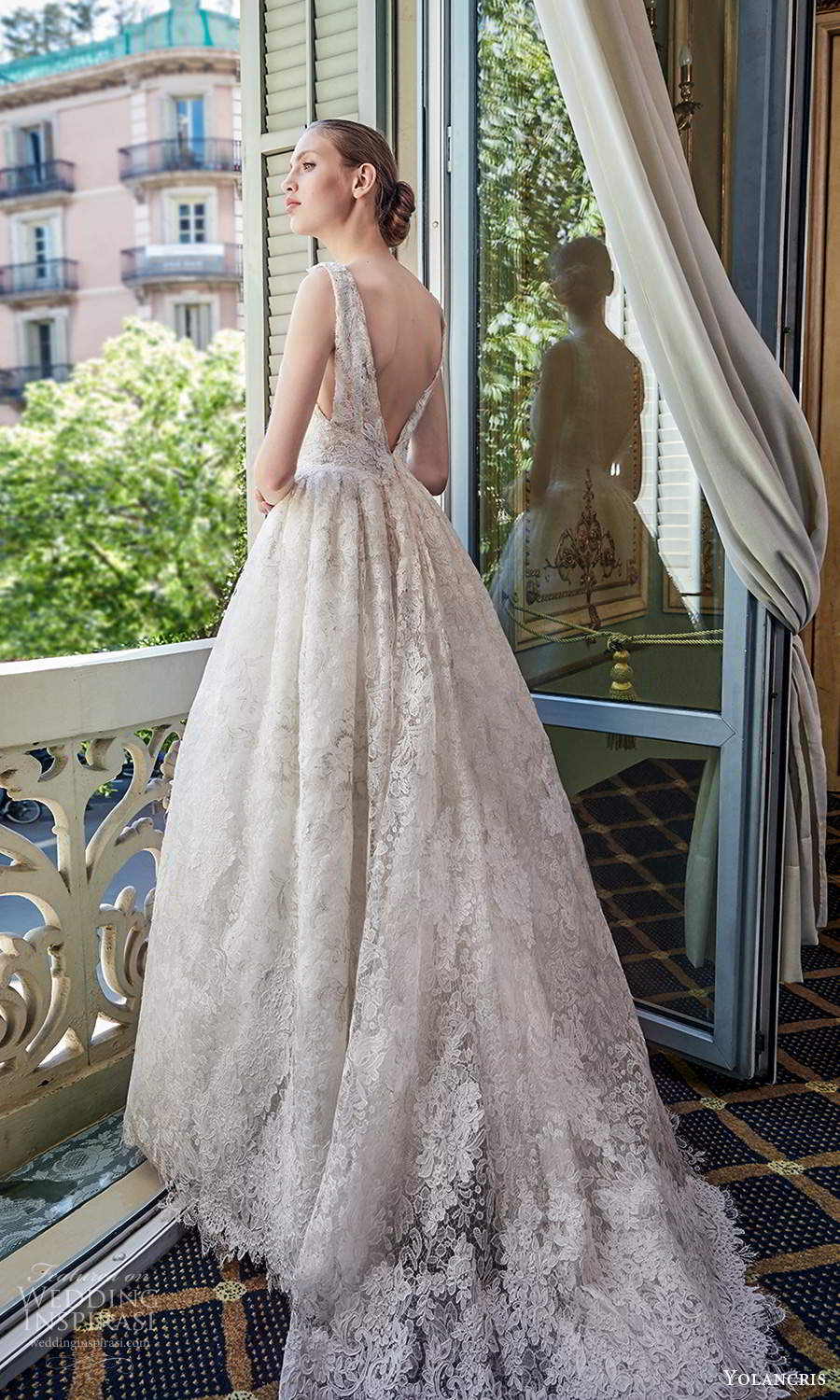 yolancris 2020 bridal couture sleeveless straps plunging v neckline fully embellished a line ball gown wedding dress chapel train (11) bv