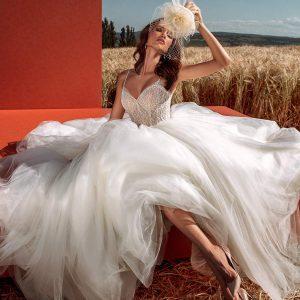 innocentia 2021 harmonia bridal collection featured on wedding inspirasi thumbnail