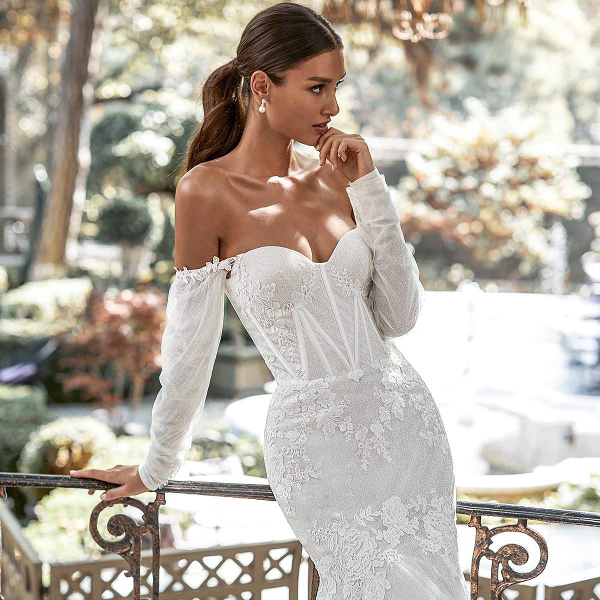 katy corso 2021 bridal collection featured on wedding inspirasi thumbnail