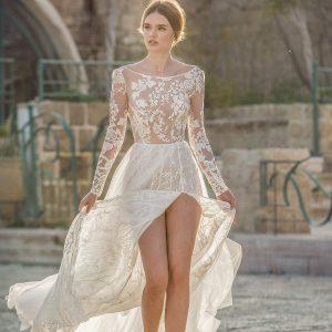 arava polak 2021 bridal collection featured on wedding inspirasi thumbnail