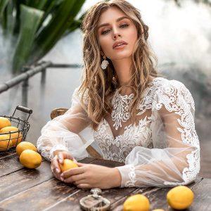 jasmine empire 2021 bridal collection featured on wedding inspirasi thumbnail