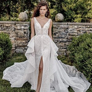 amalia carrara 2021 bridal collection featured on wedding inspirasi