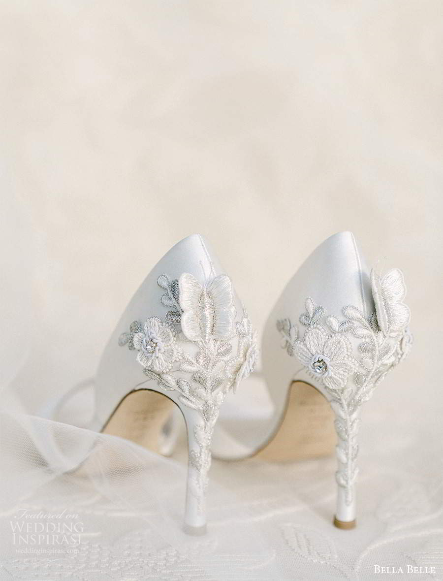 bella belle spring 2021 bridal shoes embellished high heel peep toe pumps (2) bv