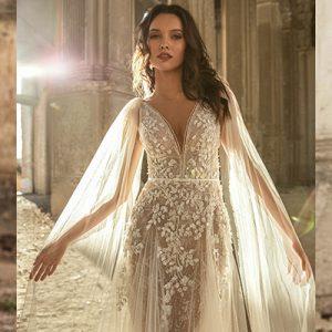 eva lendel 2021 golden hour bridal collection featured on wedding inspirasi homepage splash