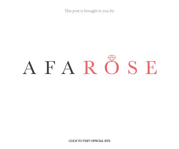afarose bridal collection featured on weding inspirasi banner below