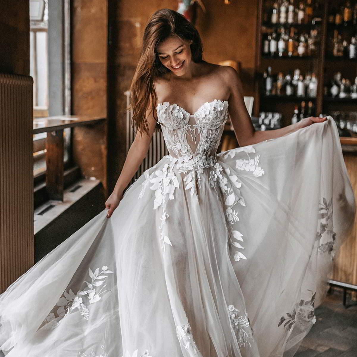 """GALA by Galia Lahav Spring 20 Wedding Dresses — """"Urban Love ..."""