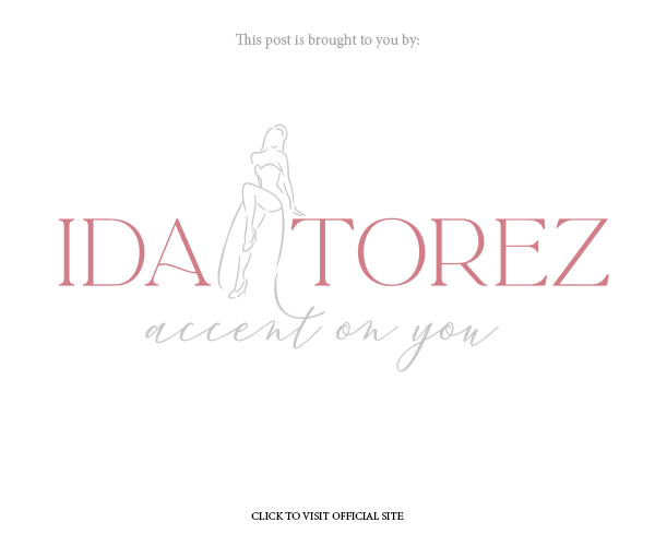 ida torez 2021 bridal collection featured on wedding inspirasi banner below