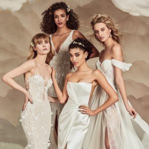 ines di santo spring 2022 bridal collection featured on wedding inspirasi thumbnail