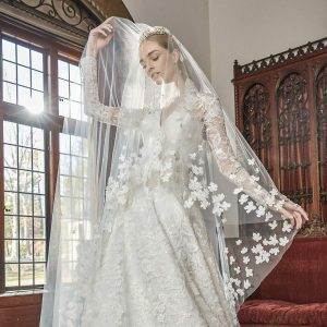 sareh nouri spring 2022 bridal collection featured on wedding inspirasi thumbnail