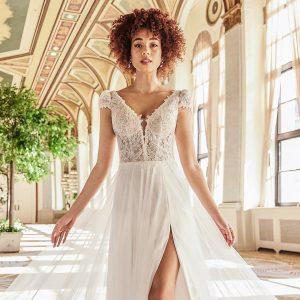 mikaella fall 2021 bridal collection featured on wedding inspirasi thumbnail