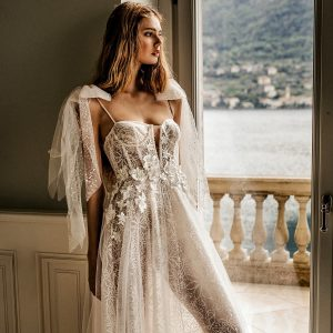 muse by berta spring 2022 bridal collection featured on wedding inspirasi thumbnail
