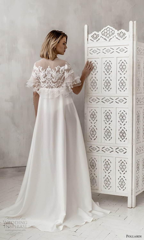 pollardi 2021 boudoir bridal sheer fluter sleeves robe (13) bv