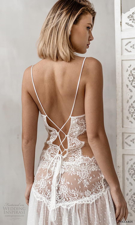 pollardi 2021 boudoir bridal sleeveless straps sweetheart neckline lace over dress (15) bv