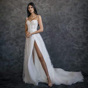 dana harel spring 2022 bridal collecttion featured on wedding inspirasi thumbnail