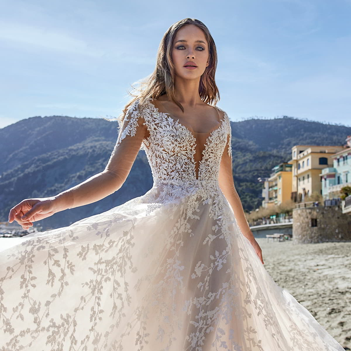 ines ines di santo spring 2022 bridal collection featured on wedding inspirasi thumbnail