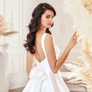 paloma blanca fall 2021 bridal collection featured on wedding inspirasi thumbnail