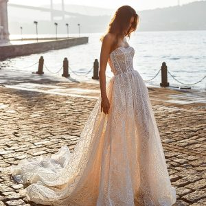 white lace milla nova 2022 bridal collection featured on wedding inspirasi thumbnail