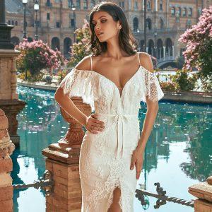 marchesa for pronovias 2022 bridal collection featured on wedding inspirasi thumbnail