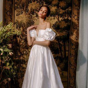 markarian spring 2022 bridal collection featured on wedding inspirasi