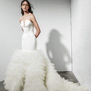 rivini rita vinieris spring 2022 bridal collection featured on wedding inspirasi