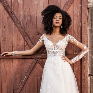 lillian west fall 2021 bridal collection featured on wedding inspirasi thumbnail