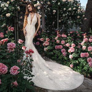 mistrelli 2022 misteriosa bridal collection featured on wedding inspirasi thumbnail