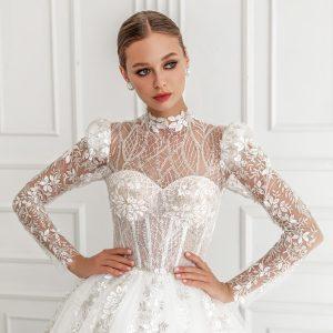 oleg baburow 2022 bridal collection featured on wedding inspirasi thumbnail