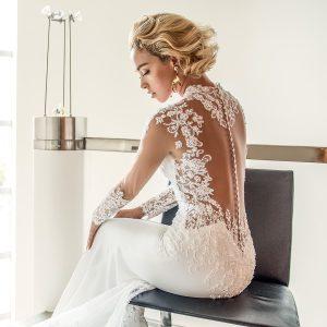 jillian 2022 bridal collection featured on wedding inspirasi thumbnail