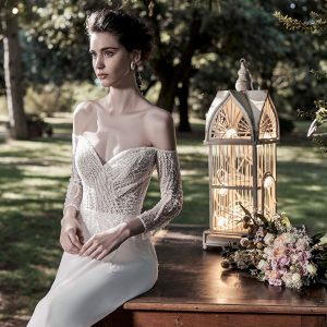 luisa sposa 2022 bridal collection featured on wedding inspirasi thumbnail